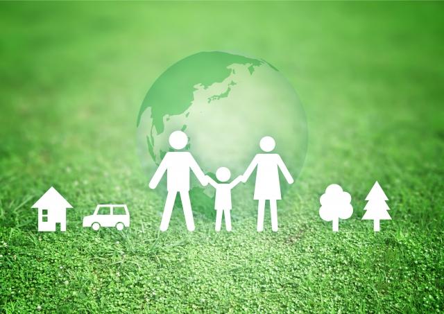 環境保護への取り組み(私たちが今できること)