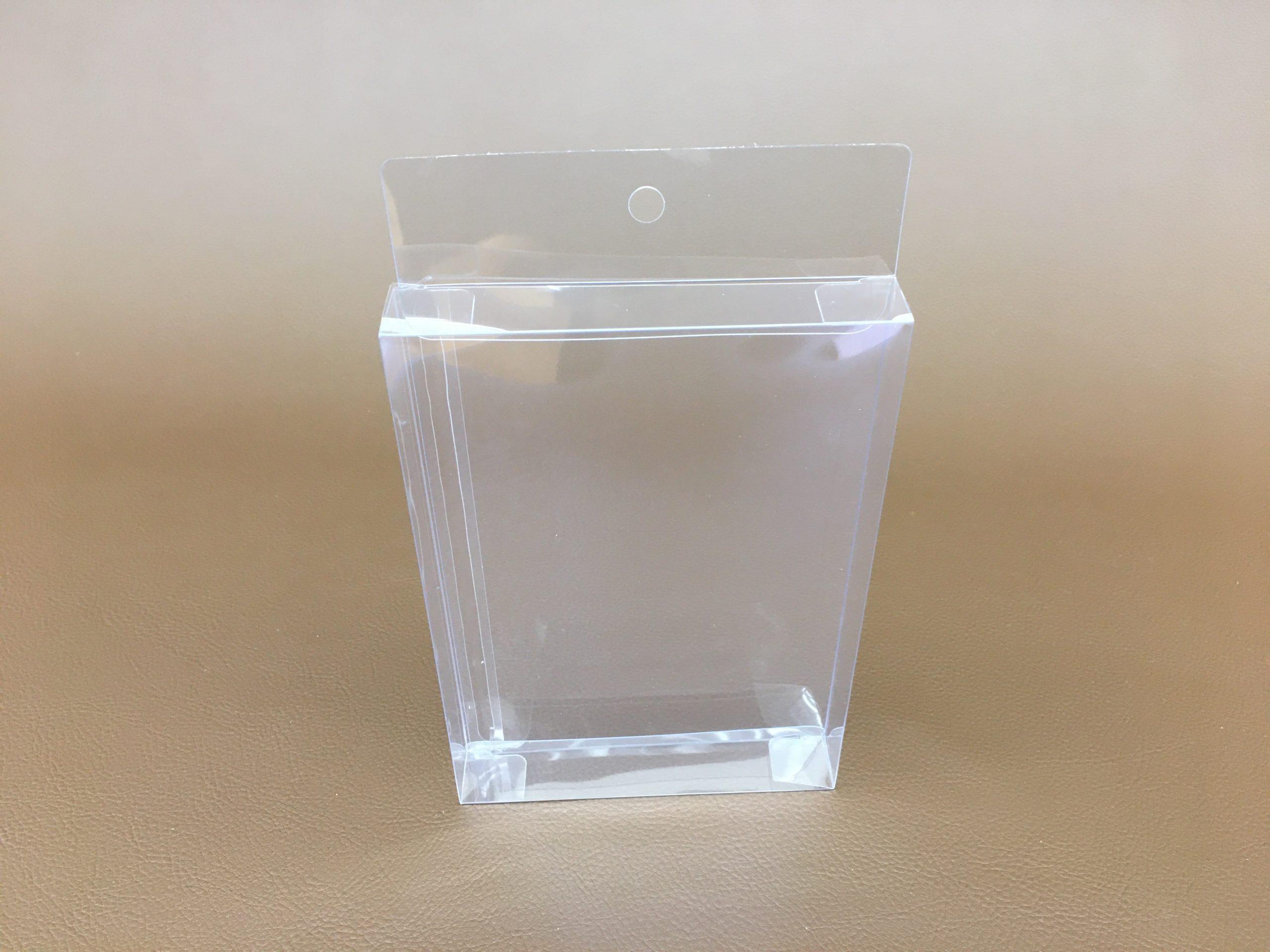 スマホカバー用ケースPET 0.3厚 W115mmxD20mmxH165mm